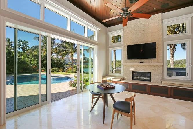 Single Family Home for sale at 55 Lighthouse Point Dr, Longboat Key, FL 34228 - MLS Number is A4170677