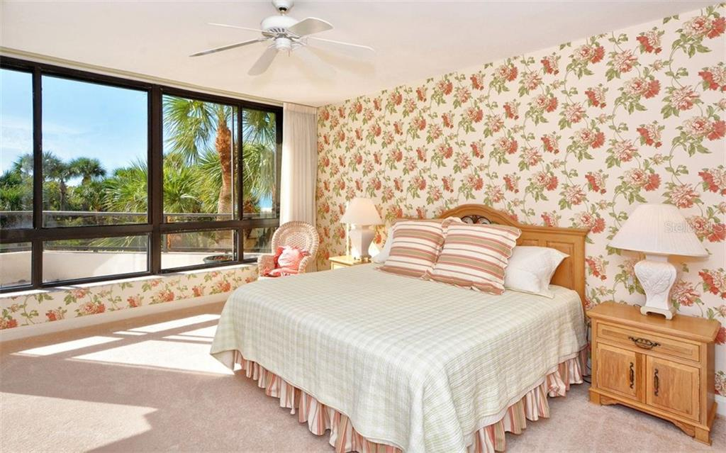 Master Bedroom - Condo for sale at 535 Sanctuary Dr #c108, Longboat Key, FL 34228 - MLS Number is A4172623
