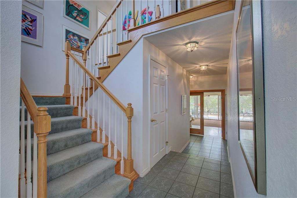 interior foyer - Single Family Home for sale at 569 Juan Anasco Dr, Longboat Key, FL 34228 - MLS Number is A4173741