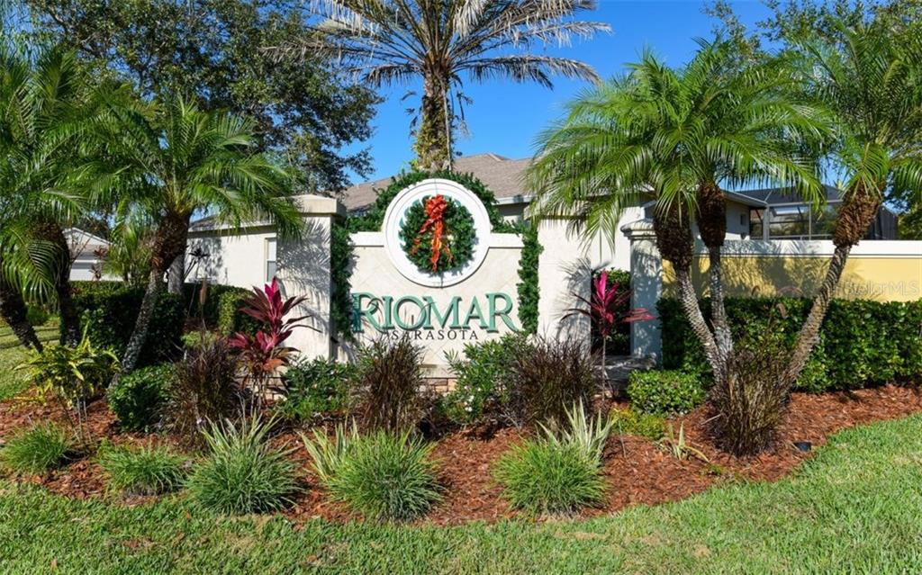 Riomar Subdivision - Single Family Home for sale at 6531 38th Ln E, Sarasota, FL 34243 - MLS Number is A4174191