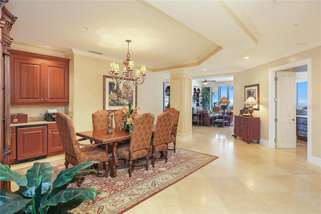 Condo for sale at 1300 Benjamin Franklin Dr #1203, Sarasota, FL 34236 - MLS Number is A4177123