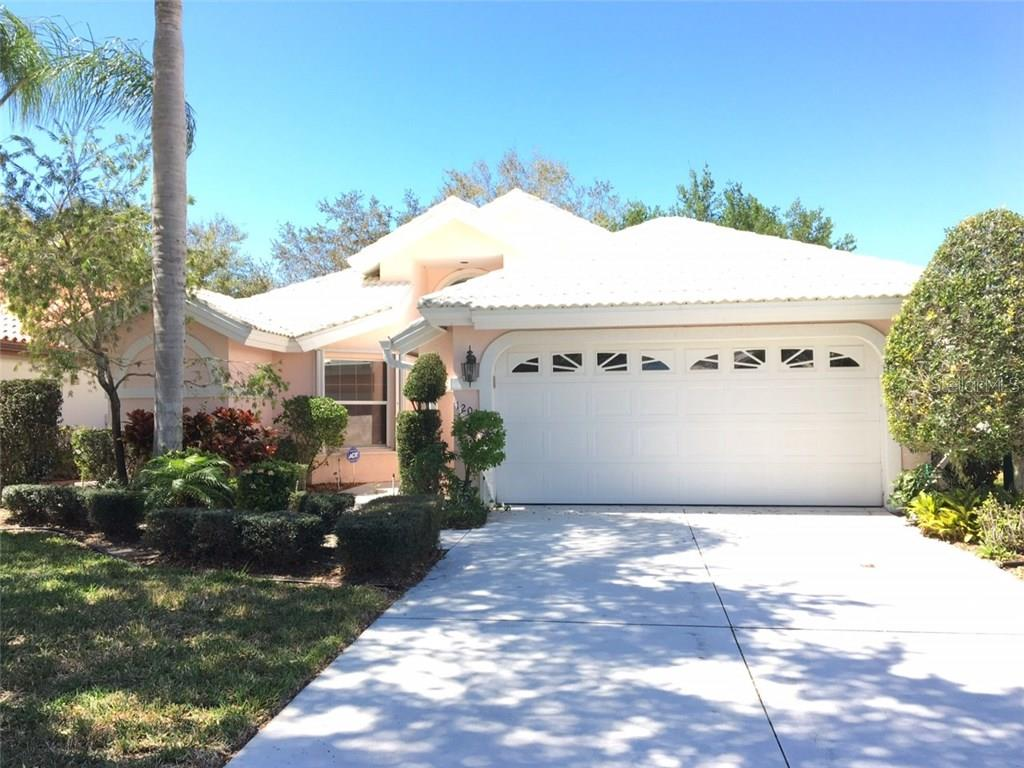 GREAT CURB APPEAL - Single Family Home for sale at 1203 Harbor Town Way, Venice, FL 34292 - MLS Number is A4180060