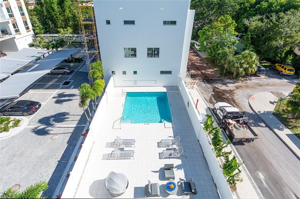 MASTER BED ROOM AND CLOSET - Condo for sale at 635 S Orange Ave #205, Sarasota, FL 34236 - MLS Number is A4181970