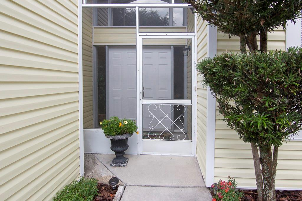 Screened in entryway - Single Family Home for sale at 3948 37th Street Ct W, Bradenton, FL 34205 - MLS Number is A4184874