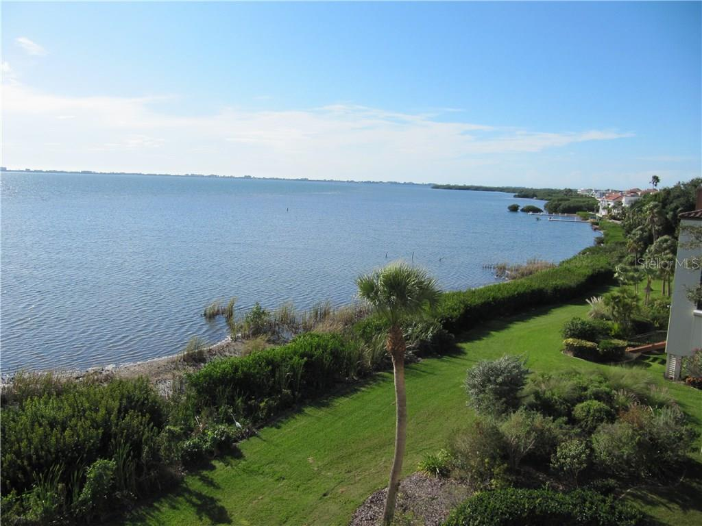 View of Sarasota Bay - Condo for sale at 6440 Mourning Dove Dr #404, Bradenton, FL 34210 - MLS Number is A4185069