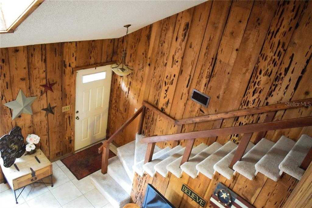 View from loft - Single Family Home for sale at 1019 51st Ave E, Bradenton, FL 34203 - MLS Number is A4185257
