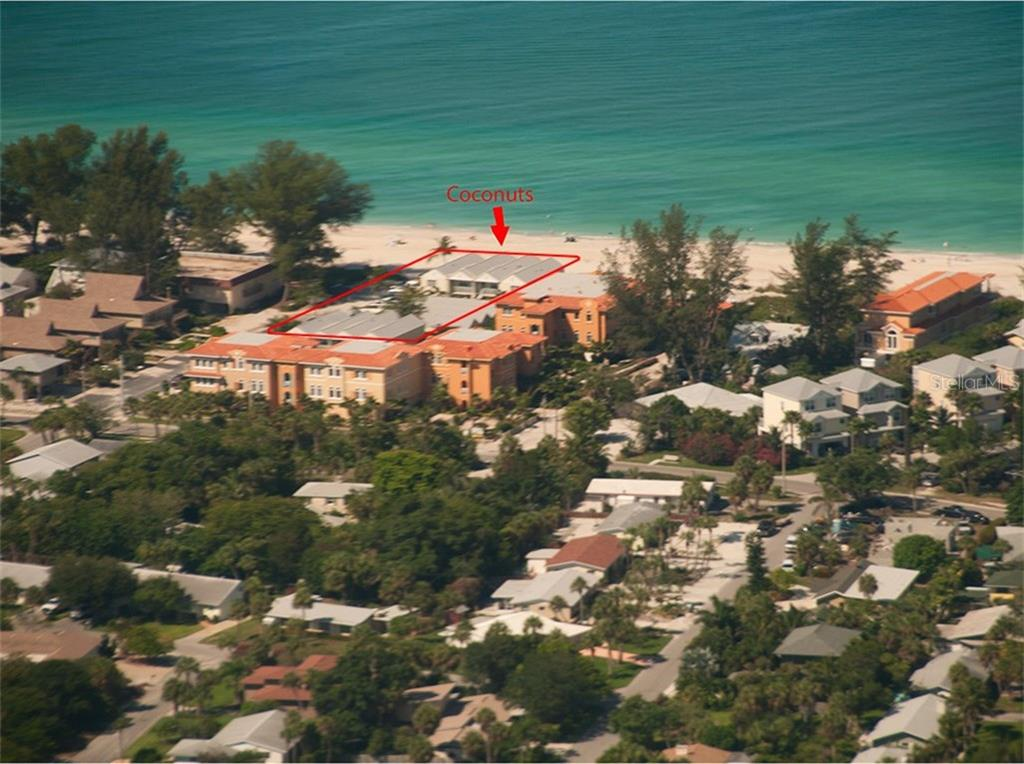 Coconuts complex directly on the beach - Condo for sale at 100 73rd St #204a, Holmes Beach, FL 34217 - MLS Number is A4185340