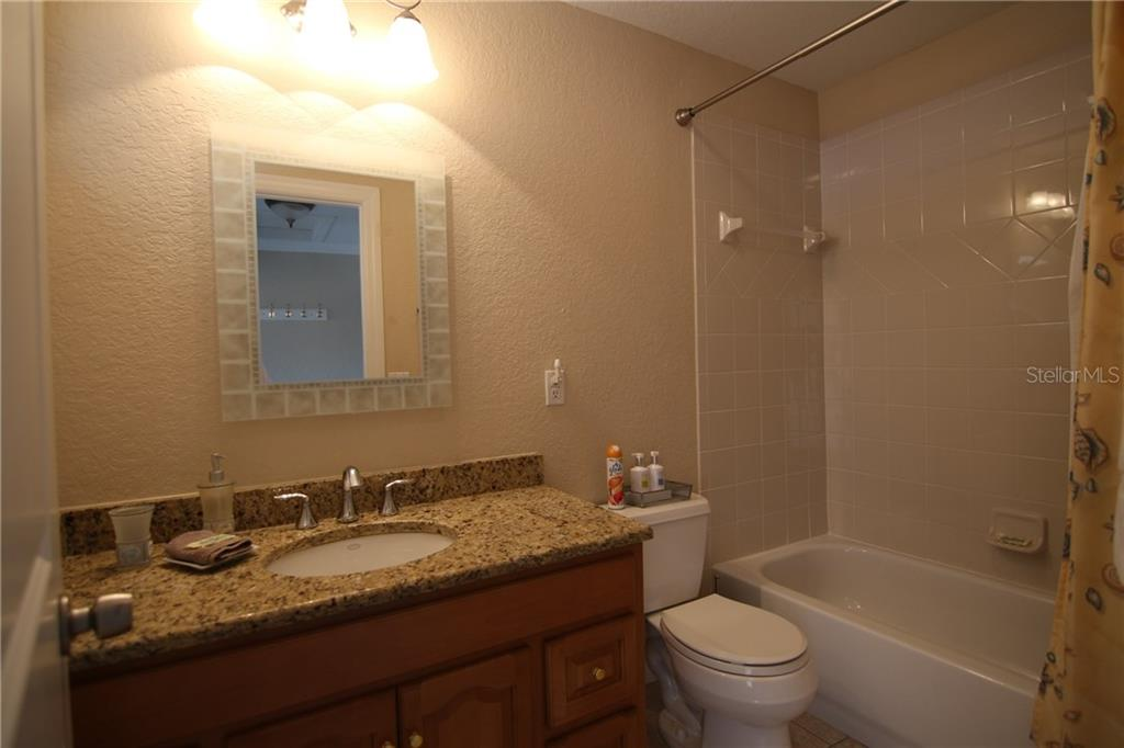 Guest Bath - Single Family Home for sale at 5112 Calle Minorga #5112, Sarasota, FL 34242 - MLS Number is A4186641