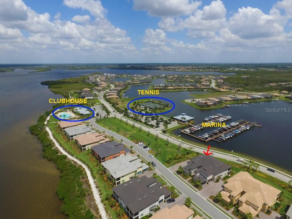 Great location close to all community amenities. - Condo for sale at 1255 Riverscape St #n/A, Bradenton, FL 34208 - MLS Number is A4186832