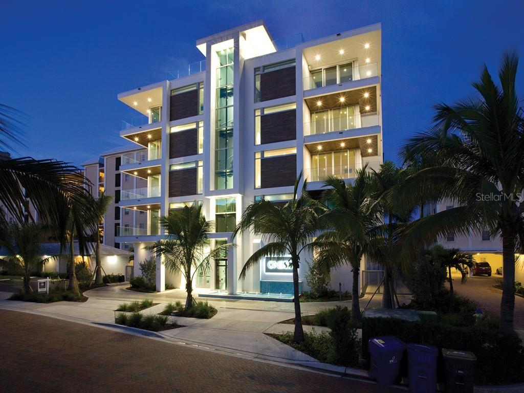 Awarded SRQ's Best Residential Building of the Year in 2016 - Condo for sale at 188 Golden Gate Point #302, Sarasota, FL 34236 - MLS Number is A4187390