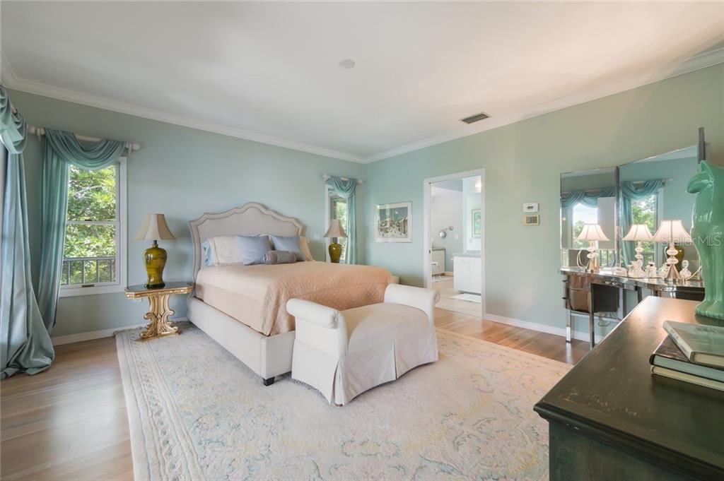 Master bedroom - Single Family Home for sale at 2560 Tarpon Rd, Palmetto, FL 34221 - MLS Number is A4189616