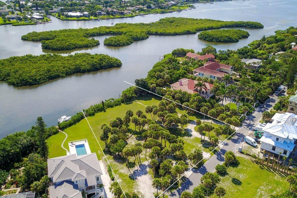 Very quiet and serene views. - Vacant Land for sale at 3000 Casey Key Rd, Nokomis, FL 34275 - MLS Number is A4190389