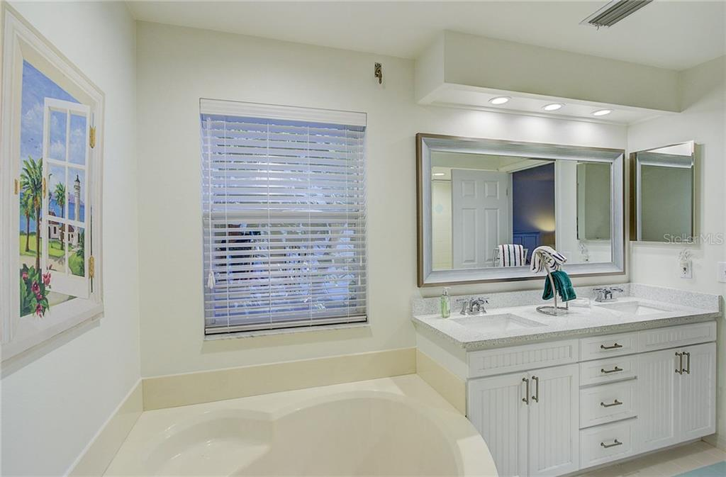 Guest Bathroom 5 ~ 2nd Floor - Single Family Home for sale at 2502 Avenue B, Bradenton Beach, FL 34217 - MLS Number is A4191682