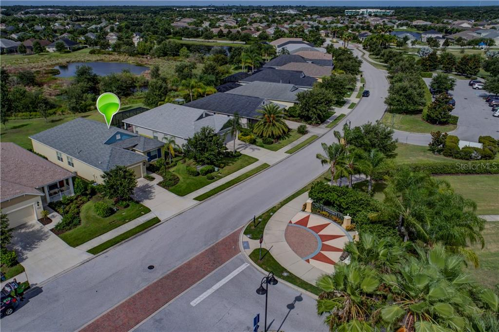 Adjacent to the 10 acre park, splash pad, dog park, and Tennis Courts! - Single Family Home for sale at 12121 Forest Park Cir, Bradenton, FL 34211 - MLS Number is A4191753
