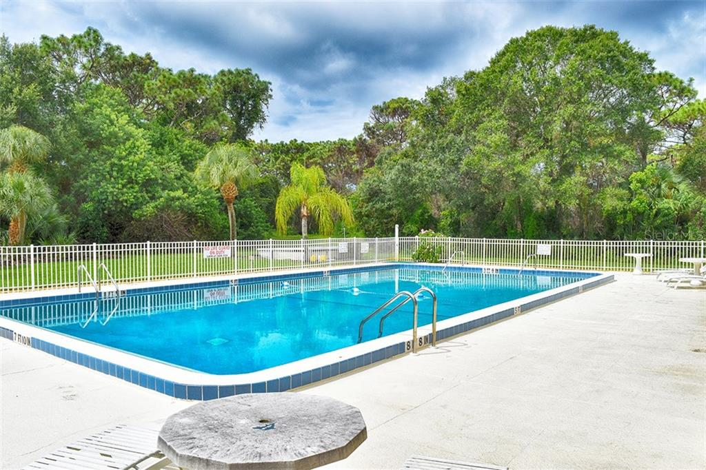 community kayak storage area on the curry creek - Single Family Home for sale at 1222 Sleepy Hollow Rd, Venice, FL 34285 - MLS Number is A4196086