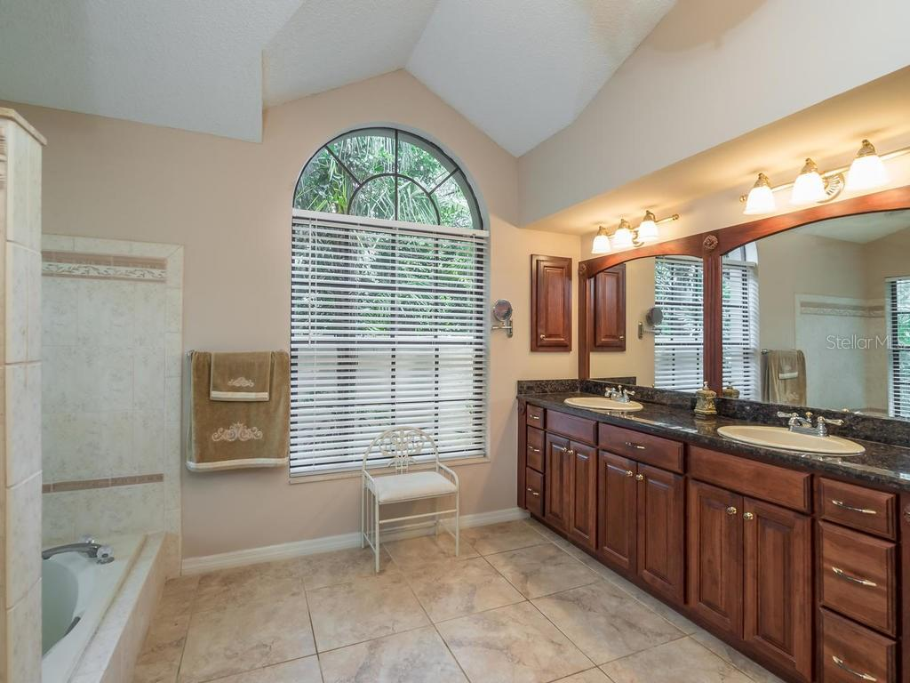 Master Bath - Single Family Home for sale at 7520 Weeping Willow Dr, Sarasota, FL 34241 - MLS Number is A4196497