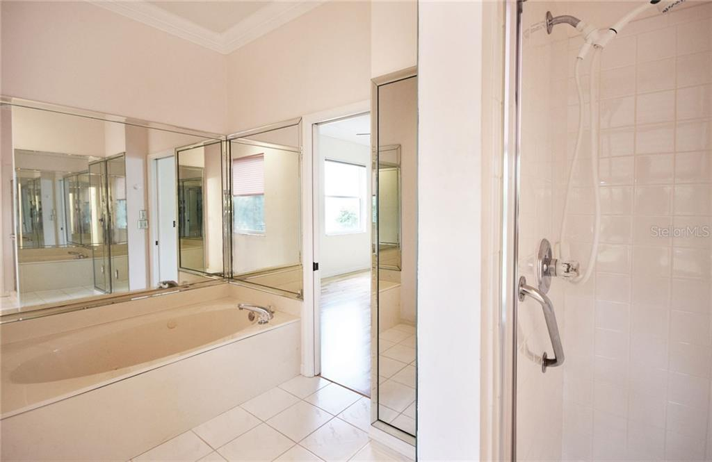 Third bathroom - Single Family Home for sale at 9520 Hawksmoor Ln, Sarasota, FL 34238 - MLS Number is A4197662