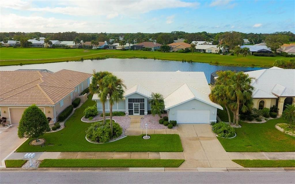 Fabulous Long Water Views! - Single Family Home for sale at 1632 Valley Dr, Venice, FL 34292 - MLS Number is A4197771