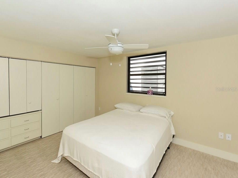 3rd Bedroom - Condo for sale at 222 Beach Rd #8, Sarasota, FL 34242 - MLS Number is A4199666