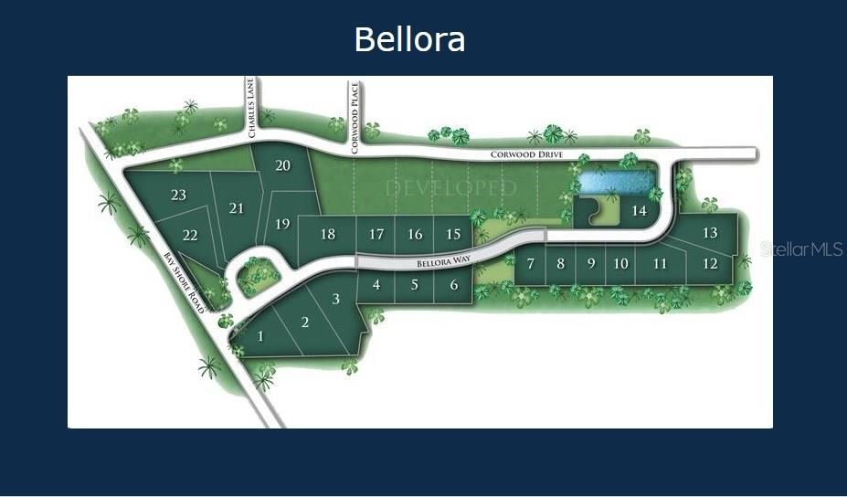 Vacant Land for sale at 537 Bellora Way, Sarasota, FL 34234 - MLS Number is A4199766