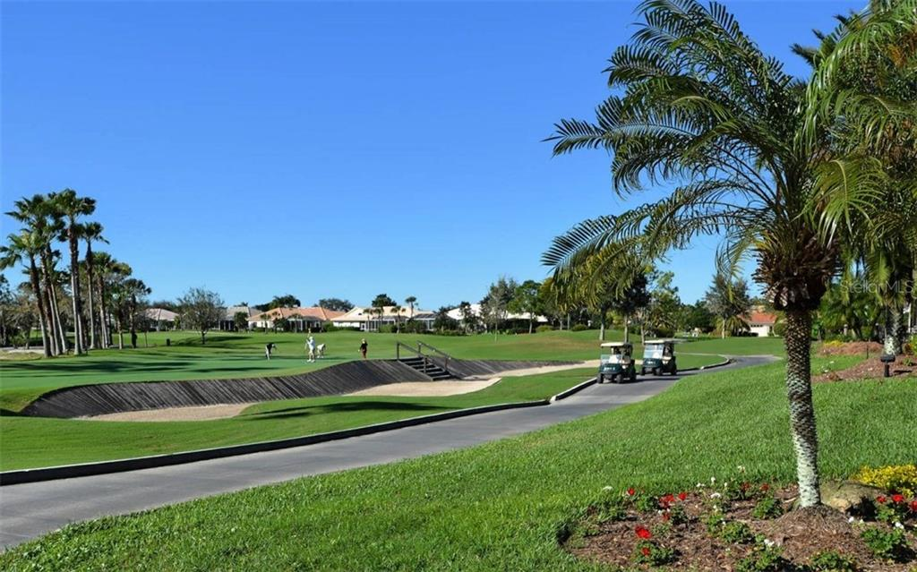 Award Winning Golf Course that was Completely Rebuilt in 2017! - Condo for sale at 5280 Hyland Hills Ave #1814, Sarasota, FL 34241 - MLS Number is A4202373