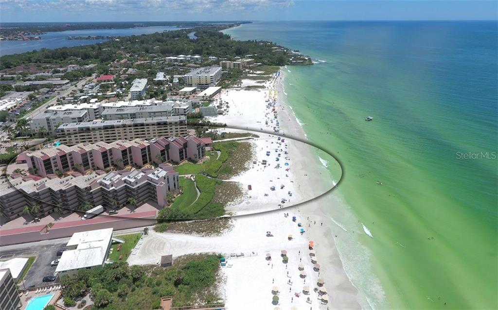Building exterior - Condo for sale at 6480 Midnight Pass Rd #217, Sarasota, FL 34242 - MLS Number is A4202790