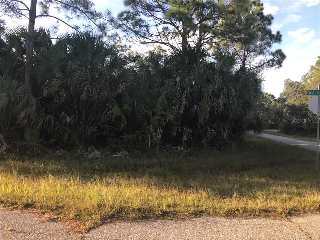 Vacant Land for sale at 15078 Walker Ter, Port Charlotte, FL 33953 - MLS Number is A4202953