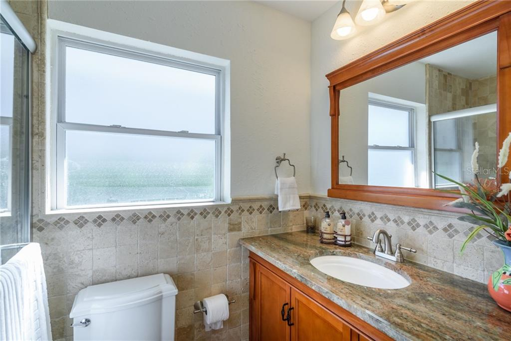 3rd bathroom - Single Family Home for sale at 5439 Azure Way, Sarasota, FL 34242 - MLS Number is A4203969