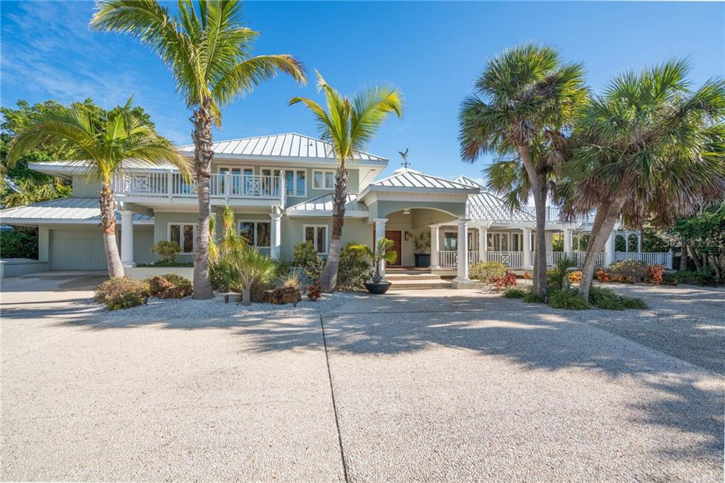 Sellers Property Disclosure - Single Family Home for sale at 3528 Casey Key Rd, Nokomis, FL 34275 - MLS Number is A4205637