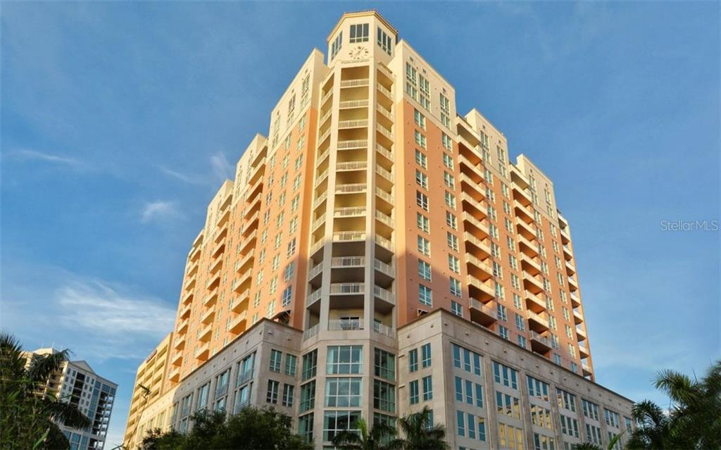 Condo for sale at 1350 Main St #608, Sarasota, FL 34236 - MLS Number is A4206707
