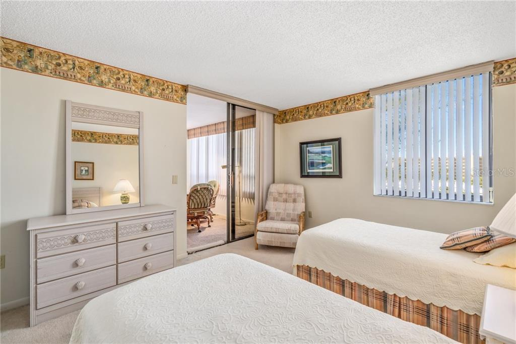 Bedroom 3 - Condo for sale at 5880 Midnight Pass Rd #511, Sarasota, FL 34242 - MLS Number is A4207131