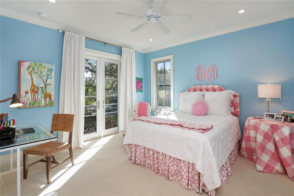 Bedroom 3 - Single Family Home for sale at 3930 Red Rock Way, Sarasota, FL 34231 - MLS Number is A4207508