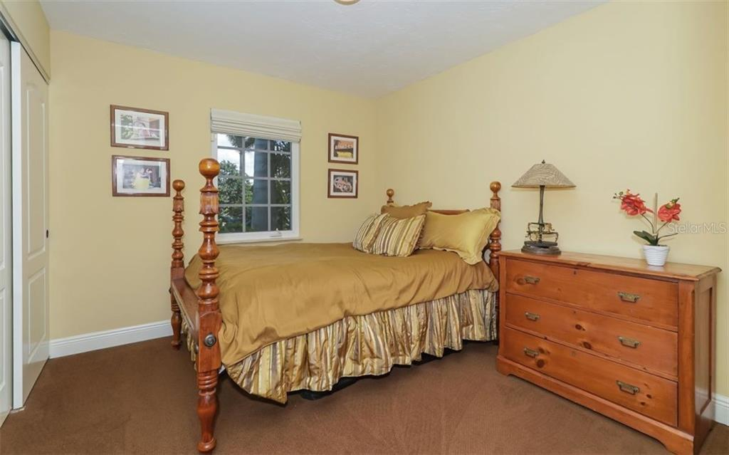 Third bedroom - Single Family Home for sale at 1179 Morningside Pl, Sarasota, FL 34236 - MLS Number is A4209174