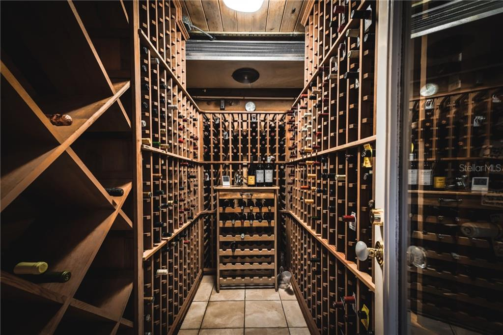 1100 Bottle Wine  Storage - Single Family Home for sale at 3308 Higel Ave, Sarasota, FL 34242 - MLS Number is A4210805