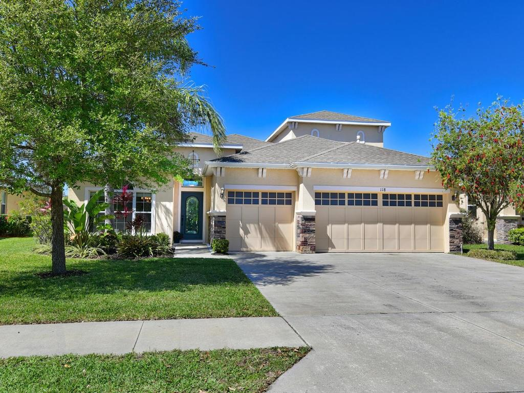 survey - Single Family Home for sale at 118 Peony Ct, Bradenton, FL 34212 - MLS Number is A4212473