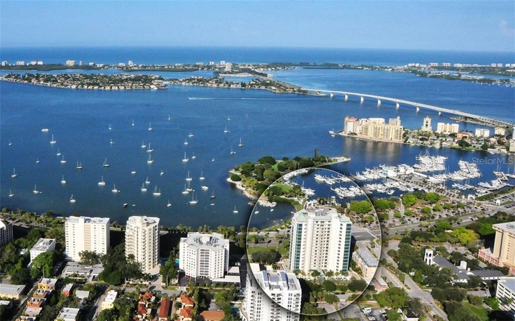 Condo Rider - Condo for sale at 340 S Palm Ave #912, Sarasota, FL 34236 - MLS Number is A4213212