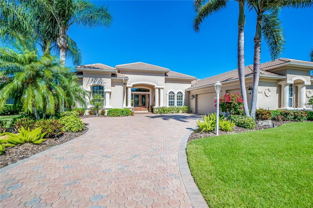 Survey - Single Family Home for sale at 7119 Beechmont Ter, Lakewood Ranch, FL 34202 - MLS Number is A4213378