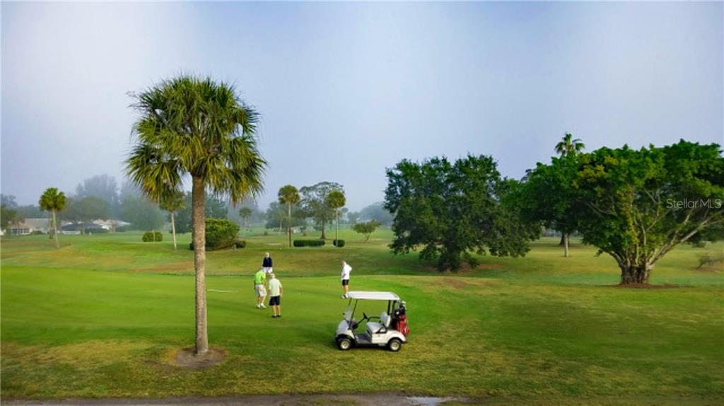 Golf course view - Condo for sale at 3465 Bee Ridge Rd #323, Sarasota, FL 34239 - MLS Number is A4213622