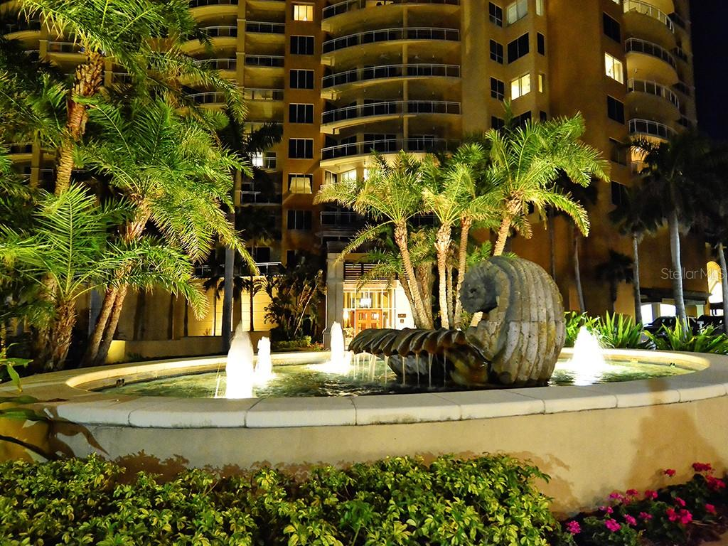 The Beach Residences - Condo for sale at 1300 Benjamin Franklin Dr #603, Sarasota, FL 34236 - MLS Number is A4213631