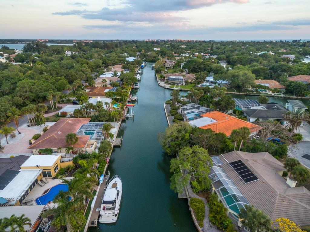 Survey - Single Family Home for sale at 609 Lotus Ln, Sarasota, FL 34242 - MLS Number is A4215110
