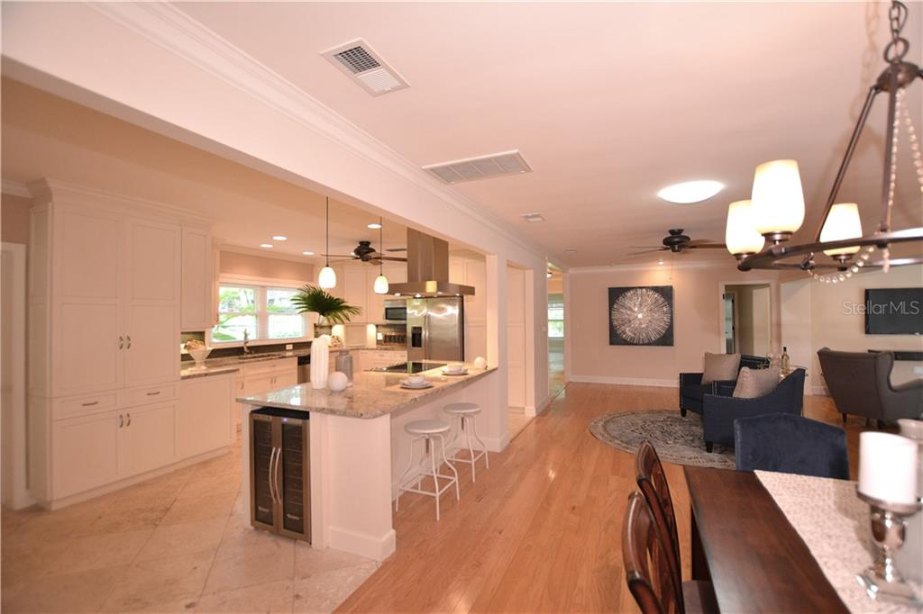 Single Family Home for sale at 1670 Bay View Dr, Sarasota, FL 34239 - MLS Number is A4400079