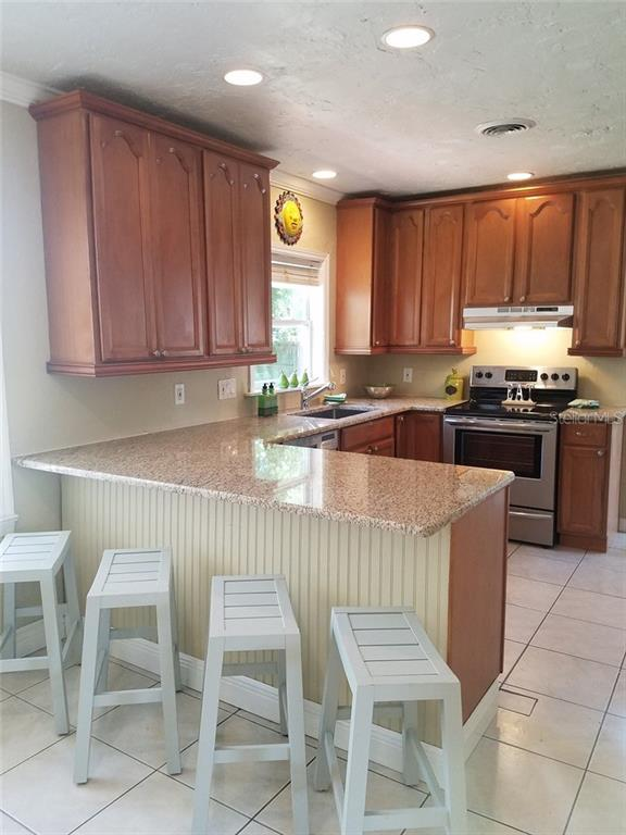 Eat in Kitchen - Single Family Home for sale at 1802 26th St W, Bradenton, FL 34205 - MLS Number is A4402735