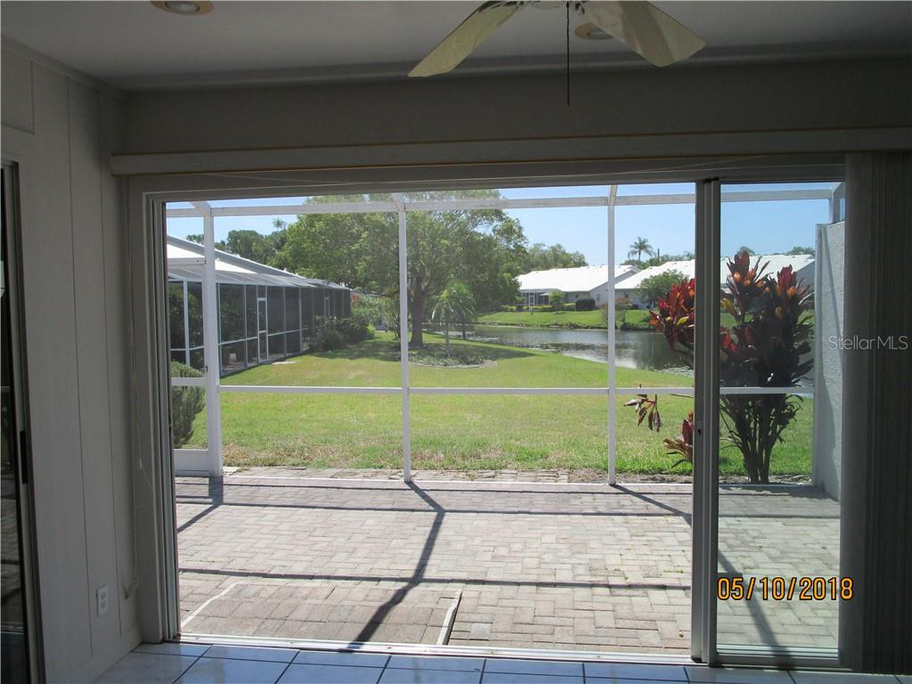 Villa for sale at 5374 Christie Ann Pl #16, Sarasota, FL 34233 - MLS Number is A4402762