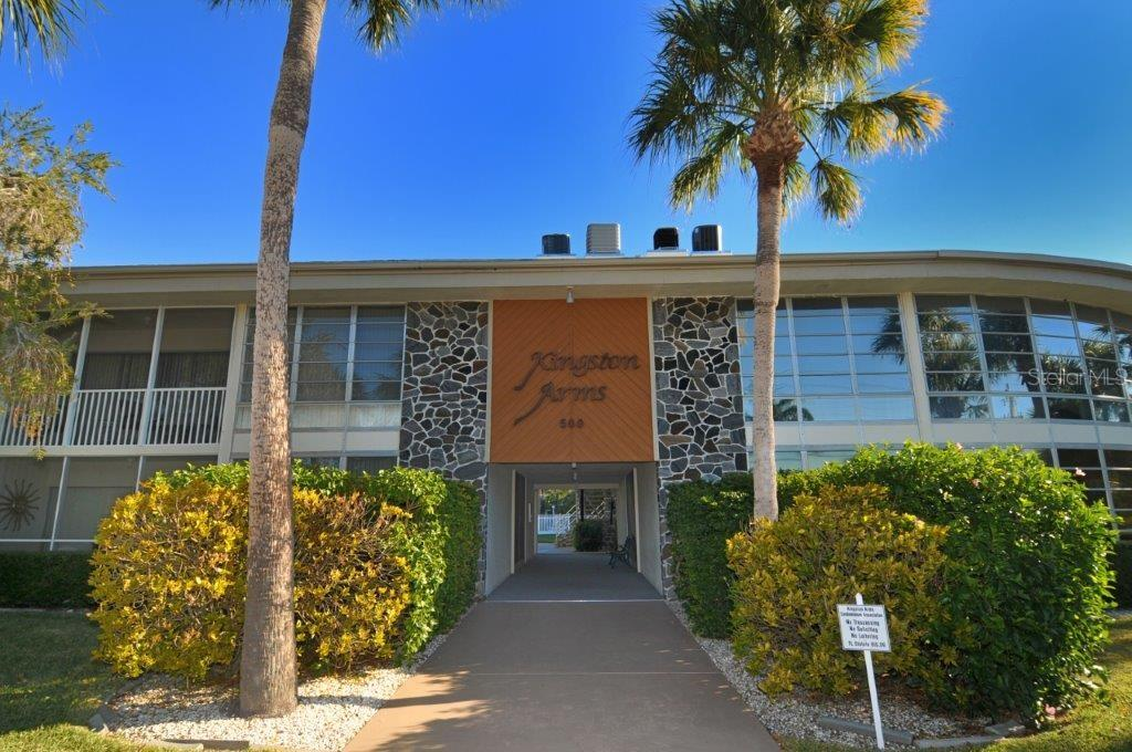 Defective Drywall Rider - Condo for sale at 500 S Washington Dr #3b, Sarasota, FL 34236 - MLS Number is A4403390