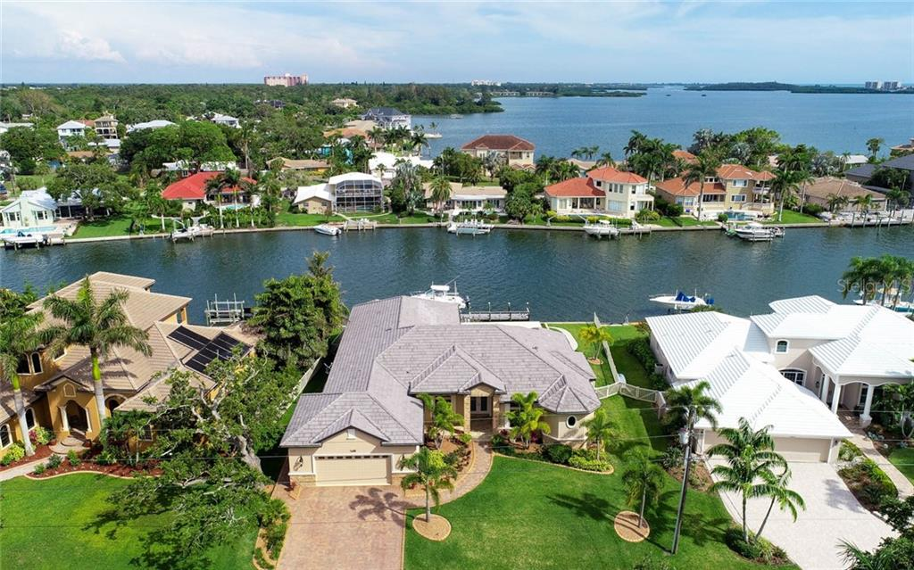 New Supplement - Single Family Home for sale at 7655 Cove Ter, Sarasota, FL 34231 - MLS Number is A4403449