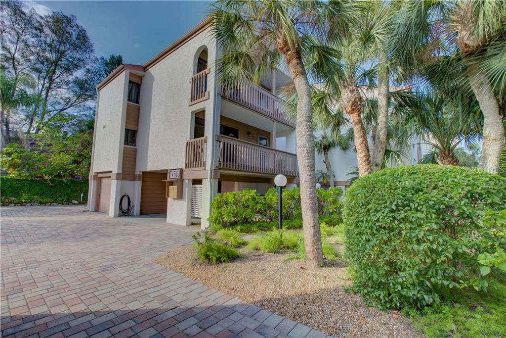 Condo for sale at 450 Beach Rd #5, Sarasota, FL 34242 - MLS Number is A4403986