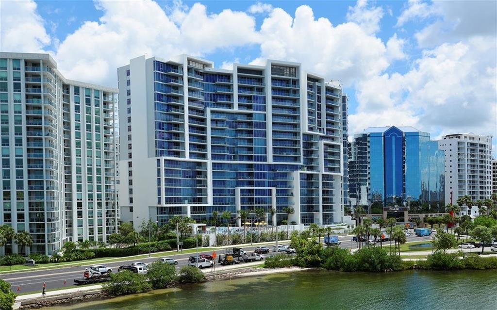 floor plan - Condo for sale at 1155 N Gulfstream Ave #808, Sarasota, FL 34236 - MLS Number is A4405520