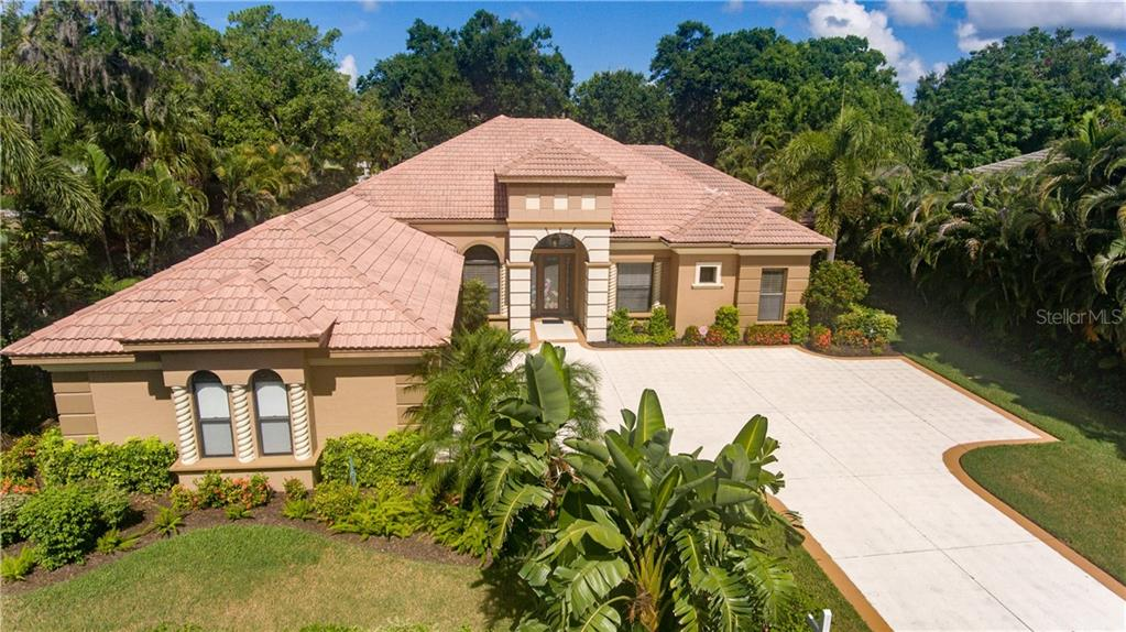 FLOOR PLAN - Single Family Home for sale at 1024 Citrus Ave, Sarasota, FL 34236 - MLS Number is A4406390