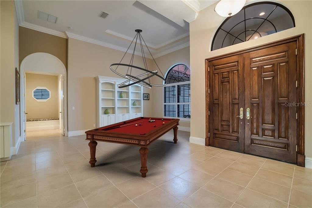 Same bonus area VIRTUAL STAGING - even large enough to have your own pool table! - Single Family Home for sale at 13223 Palmers Creek Ter, Lakewood Ranch, FL 34202 - MLS Number is A4408290