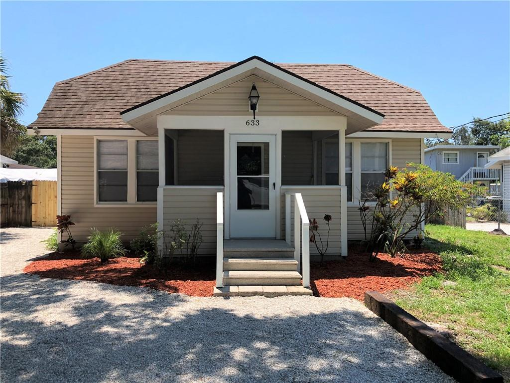 Lead Based Paint Disclosure - Single Family Home for sale at 633 Tarpon Ave, Sarasota, FL 34237 - MLS Number is A4408664